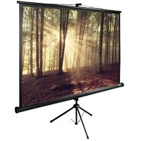 Экран Cactus 135x180см TriExpert CS-PSTE-180х135-BK 4:3 напольный рулонный