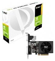 Видеокарта Palit PCI-E PA-GT730K-1GD3H nVidia GeForce GT 730 1024Mb 64bit DDR3 900/1804 DVIx1/HDMIx1/CRTx1/HDCP oem low profile