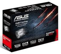 Видеокарта Asus PCI-E R5230-SL-1GD3-L AMD Radeon R5 230 1024Mb 64bit DDR3 625/1200 DVIx1/HDMIx1/CRTx1/HDCP Ret low profile