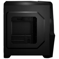 Корпус Aerocool Cruisestar Advance черный без БП ATX 1x120mm 2xUSB2.0 2xUSB3.0 audio CardReader front door