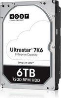 """Жесткий диск HGST SATA-III 6Tb 0B36039 HUS726T6TALE6L4 Ultrastar 7K6 (7200rpm) 256Mb 3.5"""""""