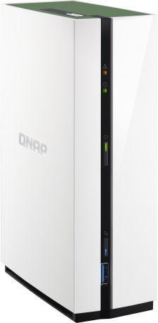 Сетевое хранилище NAS Qnap D1 (REV. B) 1-bay настольный Cortex-A53 RTD1295