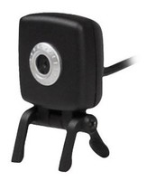 Камера Web A4 PK-836F черный USB2.0 с микрофоном для ноутбука