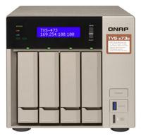 Сетевое хранилище NAS Qnap Original TVS-473E-8G 4-bay