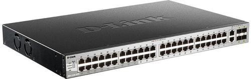 Коммутатор D-Link DGS-3130-54TS/A1A 48G 2x10G 4SFP+ управляемый