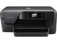 Принтер струйный HP Officejet Pro 8210 (D9L63A) A4 Duplex WiFi USB RJ-45 черный