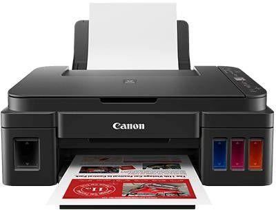 МФУ струйный Canon Pixma G3411 (2315C025) A4 WiFi USB черный