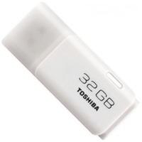 Флеш Диск Toshiba 32Gb TransMemory Hayabusa THNU32HAYWHT(6 USB2.0 белый