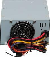 Блок питания LinkWorld ATX 500W LW2-500W case (24+4pin) 80mm fan 3xSATA RTL