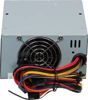 Блок питания LinkWorld ATX 500W LW2-500W case (24+4pin) 80mm fan 3xSATA RTL