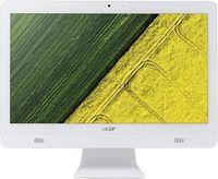 "Моноблок Acer Aspire C20-720 19.5"" HD+ P J3710 (1.6)/4Gb/500Gb 5.4k/HDG405/DVDRW/CR/Free DOS/GbitEth/WiFi/BT/45W/клавиатура/мышь/Cam/белый 1600x900"