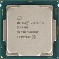 Процессор Intel Original Core i7 7700 Soc-1151 (BX80677I77700 S R338) (3.6GHz/Intel HD Graphics 630) Box