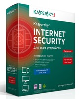 ПО Kaspersky Internet Security Multi-Device Russian Ed 2 devices 1 year Renewal Box (KL1941RBBFR)