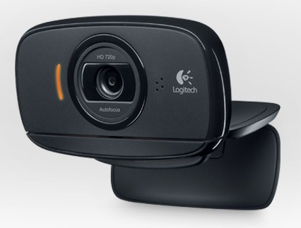 Камера Web Logitech HD Webcam C525 черный 2Mpix USB2.0 с микрофоном