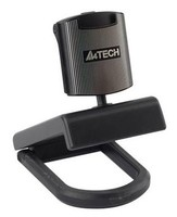 Камера Web A4 PK-770G черный 0.3Mpix USB2.0 с микрофоном