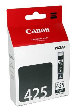 Картридж струйный Canon PGI-425PGBK 4532B007 черный x2упак. для Canon iP4840/MG5140