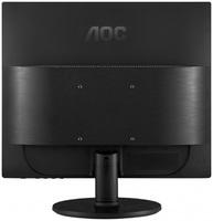 """Монитор AOC 19"""" Professional I960SRDA (/01) черный IPS LED 5ms 5:4 DVI M/M матовая 250cd 1280x1024 D-Sub HD READY 2.85кг"""
