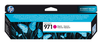 Картридж струйный HP 971 CN623AE пурпурный (2500стр.) для HP OJ Pro X476dw/X576dw/X451dw/X551dw