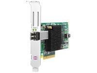 Адаптер HPE 81E 8Gb SP PCI-e FC HBA (AJ762B)