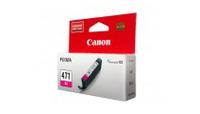 Картридж струйный Canon CLI-471M 0402C001 пурпурный для Canon Pixma MG5740/MG6840/MG7740