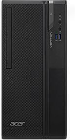 ПК Acer Veriton ES2730G MT i3 8100 (3.6)/4Gb/SSD256Gb/UHDG 630/Windows 10 Professional/GbitEth/180W/черный