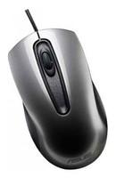 Мышь Asus UT200 серый оптическая (1000dpi) USB2.0 для ноутбука (2but)