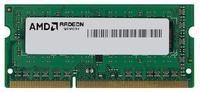 Память DDR3 4Gb 1600MHz AMD R534G1601S1S-UGO OEM PC3-12800 CL11 SO-DIMM 204-pin 1.5В