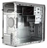 Корпус Formula FM-602 черный 450W mATX 2x120mm 2xUSB2.0 audio