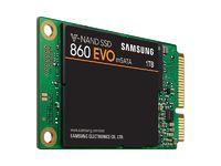 Накопитель SSD Samsung mSATA 1Tb MZ-M6E1T0BW 860 EVO mSATA