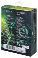 Мышь Oklick 905G INVASION черный/рисунок оптическая (3200dpi) USB игровая (5but)