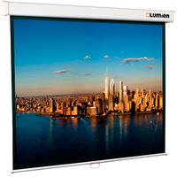 Экран Lumien 220x220см Master Picture LMP-100129 1:1 настенно-потолочный рулонный
