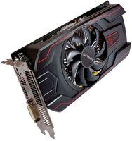 Видеокарта Sapphire PCI-E 11267-18-20G PULSE RX 560 4G (UEFI) AMD Radeon RX 560 4096Mb 128bit GDDR5 1226/6000 DVIx1/HDMIx1/DPx1/HDCP Ret