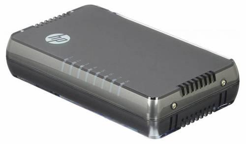 Коммутатор HPE OfficeConnect 1405 JH408A 8G неуправляемый