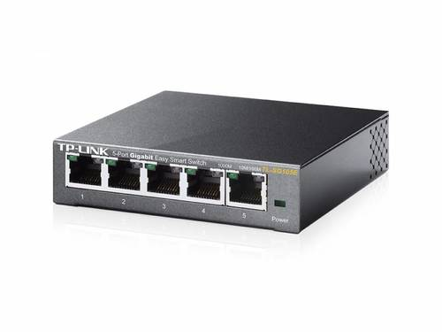 Коммутатор TP-Link TL-SG105E 5G настраиваемый