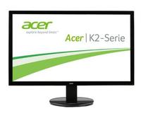 "Монитор Acer 24"" K242HLbd черный TN+film LED 5ms 16:9 DVI матовая 100000000:1 250cd 170гр/160гр 1920x1080 D-Sub FHD 3.56кг"