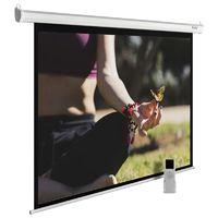 Экран Cactus 200x200см MotoExpert CS-PSME-200x200-WT 1:1 настенно-потолочный рулонный белый (моторизованный привод)