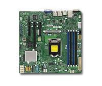 Материнская Плата SuperMicro MBD-X11SSL-F-B Soc-1151 iC232 mATX 4xDDR4 6xSATA3 SATA RAID i210AT 2хGgbEth bulk