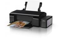 Принтер струйный Epson L805 (C11CE86403) A4 WiFi USB черный