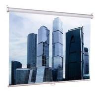 Экран Lumien 160x160см Eco Picture LEP-100105 1:1 настенно-потолочный рулонный