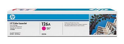Тонер Картридж HP 126A CE313A пурпурный (1000стр.) для HP LJ CP1025