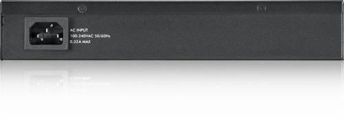 Коммутатор Zyxel GS2210-8-EU0101F 8G управляемый