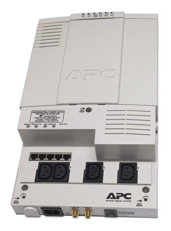 Источник бесперебойного питания APC Back-UPS BH500INET 300Вт 500ВА белый