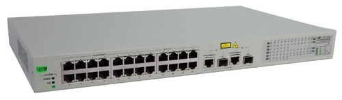 Коммутатор Allied Telesis AT-FS750/20-50 16x100Mb 2G неуправляемый
