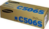 Тонер Картридж SAMSUNG CLT-C506S SU049A голубой (1500стр.) для Samsung CLP-680/CLX-6260
