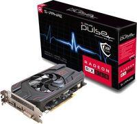 Видеокарта Sapphire PCI-E 11267-22-20G PULSE RX 560 OC (UEFI) AMD Radeon RX 560 2048Mb 128bit GDDR5 1216/6000 DVIx1/HDMIx1/DPx1/HDCP Ret