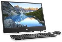 "Моноблок Dell Inspiron 3480 23.8"" Full HD i3 8145U (2.1)/4Gb/1Tb 5.4k/UHDG 620/CR/Linux/Eth/WiFi/BT/90W/клавиатура/мышь/Cam/черный 1920x1080"