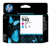 Картридж струйный HP 940 C4901A голубой/пурпурный печатающая головка для HP OJ Pro 8000/8500/8500a