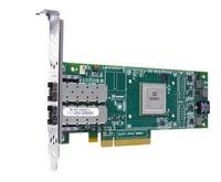 Контроллер Qlogic QLE2672-CK 16Gb Dual Port FC HBA x8 PCIe LC multi-mode optic