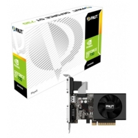Видеокарта Palit PCI-E PA-GT730K-2GD3H nVidia GeForce GT 730 2048Mb 64bit DDR3 800/1804 DVIx1/HDMIx1/CRTx1/HDCP oem