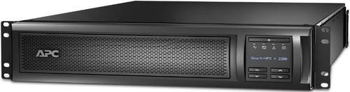 Источник бесперебойного питания APC Smart-UPS X SMX3000HV 2700Вт 3000ВА черный